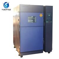 Wholesale Stable Operation Air To Air Thermal Shock Test Chamber 600 * 700 * 600mm from china suppliers