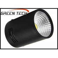 Wholesale Black / White Aluminum LED Down Light Low Maintenance Cost 1000lm 220V from china suppliers