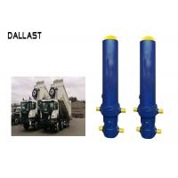 Wholesale Fe FC Front End Multi Stage Telescopic Hydraulic Cylinder For Dump Truck / Trailer / Tipper from china suppliers