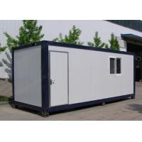 Buy cheap 20FT Container Flat Pack Home Prefab House ANT FP1501 from wholesalers