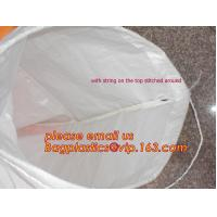 Wholesale rice, wheat, corn, flour, sand, cement, etc. BOPP laminated bag,  net bag with drawstring, woven bag with liner, BAGEASE from china suppliers