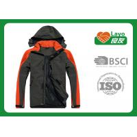 Wholesale Mens Waterproof  Multi Function Jacket with hood For Hiking,Fishing,Hunting from china suppliers