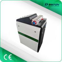 China 1064nm 200w Fiber Laser Surface Cleaning Machine In Narrow Space 2 Years Warranty on sale