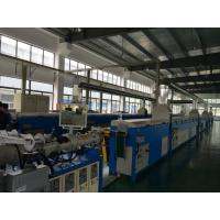 China EPDM Strip Rubber Extrusion Line , CE ISO9001 Silicone Rubber ExtrusionMachine on sale