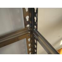 Buy cheap Warehouse Steel Light Duty Racking Nice Rivet Boltless Shelving WIth Simple from wholesalers