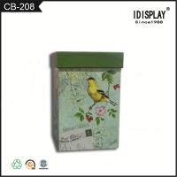 Buy cheap Printed Corrugated Colored Gift Boxes Notebook Packing With Customized Logo from wholesalers
