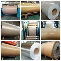 Wholesale A1100 3003 Alloy Colored Aluminum Foil Sheets Pre - Painted Roller - Coating For Building Material from china suppliers