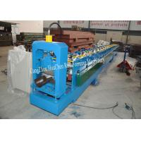 Wholesale 3 Phase Rain Gutter Sheet Forming Machine for Industrial 380v 50Hz from china suppliers