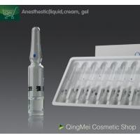 China Fast Acting Pain Control Topical Anaesthetic Cream , Permanent Tattoo Skin Numbing Cream Gel on sale