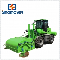 Wholesale 1.3m3 Road Sweeper Machine from china suppliers