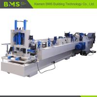 Wholesale C To Z Shaped Purlin Roll Forming Machine , Steel Sheet Forming Machine from china suppliers