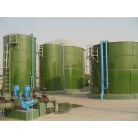 Wholesale 1500 V Glass Lined Steel Tanks , Corrosion Resistance Gls Tanks PH Range 1 - 14 from china suppliers
