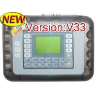 Wholesale SBB Key Programmer IMMOBILISER Newest Version V33 from china suppliers