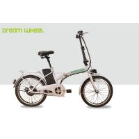 China 25km/h Small City Electric Bike Long Range 36V 250W Brushless Hub Motor on sale