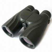 Wholesale Water-resistant Binocular with Anti-slip Rubber Pattern and 42mm Objective Diameter from china suppliers