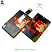 Wholesale Credit Card USB Flash Drive (USB034) from china suppliers