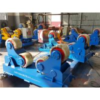 Wholesale 20T Self Aligning Type Tank Turning Rolls Wireless Type Remote Control Box from china suppliers