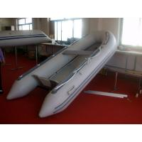 Wholesale aluminum boat 2.7m pvc river boat rafting 3-4 passenger boat from china suppliers
