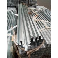 Wholesale High Performance Solar Panel Roof Mounting Systems In Galvanized Steel / SUS 304 from china suppliers