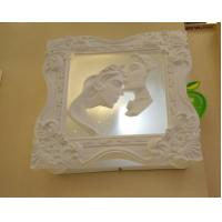 Gypsum wall lamp- Sweet Lovers