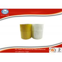 China Parcel BOPP Packaging Tape / Offer Printing Acrylic Adhesive Tape on sale