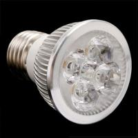 Wholesale high power AC85-265V pure white Epistar 4W e27 dimmable led spotlight from china suppliers