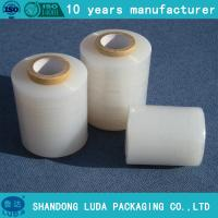 Wholesale Best Seller Extensible clear machine wrapping Cast machine use LLDPE pallet Stretch Film from china suppliers