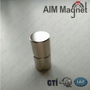 China neodymium rare earth rod magnets on sale