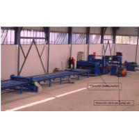 Wholesale Economical high mast light pole production line / Cutting Machine for light pole 12000mm from china suppliers