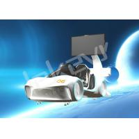 LEKE EXTREME VR Car Racing / Virtual Reality Rides For Park ROHS Approved