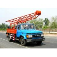 China Mobile Drilling Rigs ST-100 Drilling Capacity 300M Geological Drilling Rig on sale
