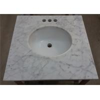 Wholesale Customized Marble Vanity Tops 25 Inches For Bathroom Countertops from china suppliers