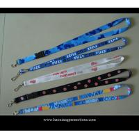 Wholesale hot sale colorful 2*90cm Fashion ECO-friendly lanyard with metal claw from china suppliers