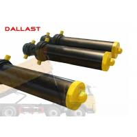 Wholesale Hollow Plunger Single Acting Telescopic Cylinder Dump Truck Front Hydraulic Type from china suppliers