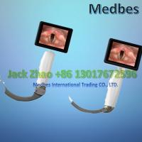 Wholesale cheapest Reusable handheld Video Laryngoscope from china suppliers