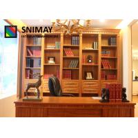 Wholesale Custom Made Wooden Home Office Furniture Bookshelf Decorative from china suppliers
