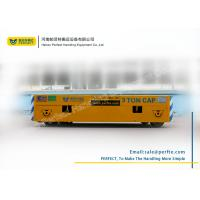 Quality Motor Driven Interbay Vehicle For Warehouse / Factory Steerable Bogie for sale