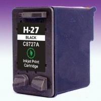 Wholesale Color Ink Cartridge Remanufactured, C8727AA, Suitabale for HP Desk-jet Printer from china suppliers