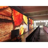 Wholesale Super Slim Big Rental Stage Led Screen , Smd Led Display 1920hz Refresh Rate from china suppliers