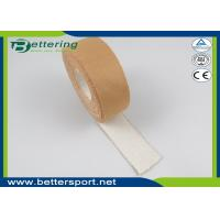 Buy cheap 2.5cmx13.7m Latex free zinc oxide athletic rigid strapping tape rayon sport tape from wholesalers