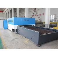 Wholesale CNC Fiber Laser Cutting Machine With  IPG Power from china suppliers