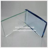 Wholesale Tansparent Blue or Clear Empered/Toughened Glass for Variety of Application from china suppliers
