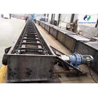 China Cast Stone Liner Submerged Scraper Conveyor Abrasion - Resistant on sale