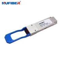 Wholesale 100G QSFP28 LR4 10KM Duplex LC DDM 1310nm Optical Transceiver Module from china suppliers