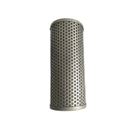 Wholesale 10bar 316L Mining Equipment 200μM Hydraulic Oil Filter Element from china suppliers