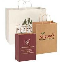 Wholesale Logo Custom Printed Paper Bags , Reusable Paper Shopping Bag with Handle from china suppliers