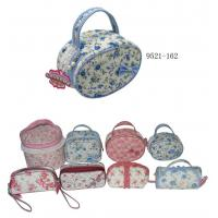 Wholesale Cotton Cosmetic Bag (9521-162) from china suppliers