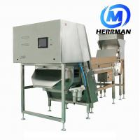 Wholesale Industrial Ccd Camera Rice Color Sorter Machine , Automatic Ccd Color Sorter For PET Flakes from china suppliers