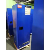 Wholesale Industrial Corrosive Chemical Storage Cabinets With Adjustable Shelf Double Door from china suppliers