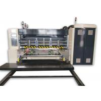 Wholesale Fully Automatic Corrugated Cardboard Production Line Printer Slotter Machine from china suppliers
